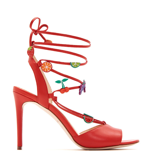 Katy Perry Carmen Fruit Sandal