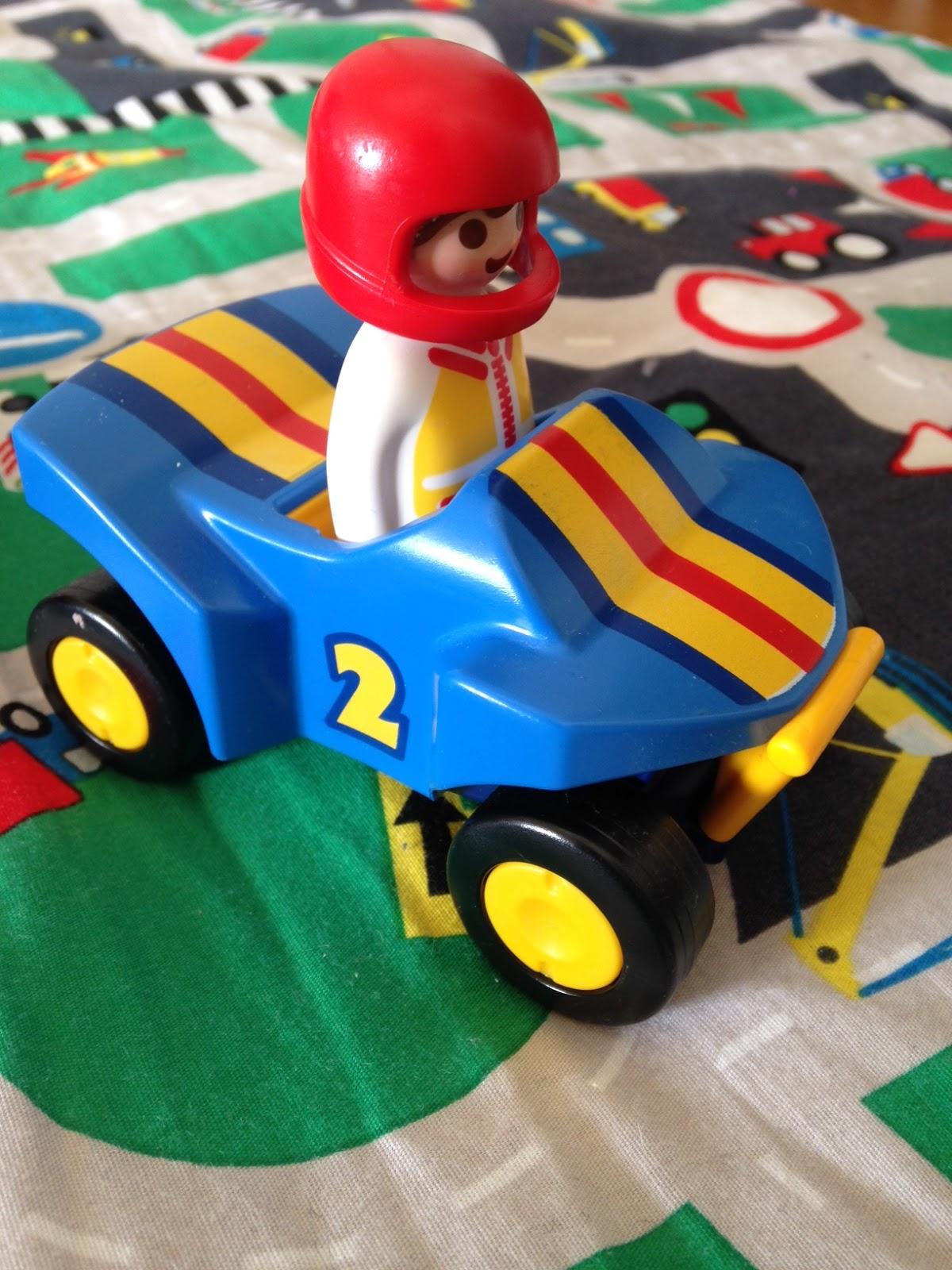 Playmobil 1 2 3 pas cher à prix Auchan