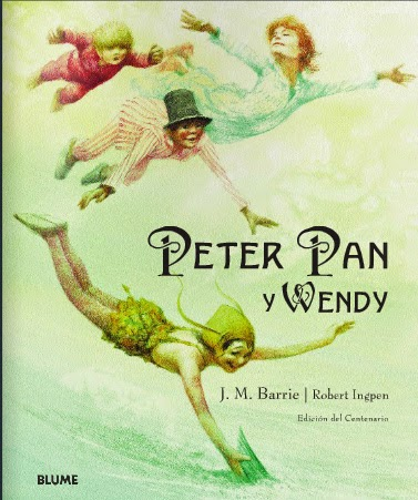 Peter Pan y Wendy BLUME