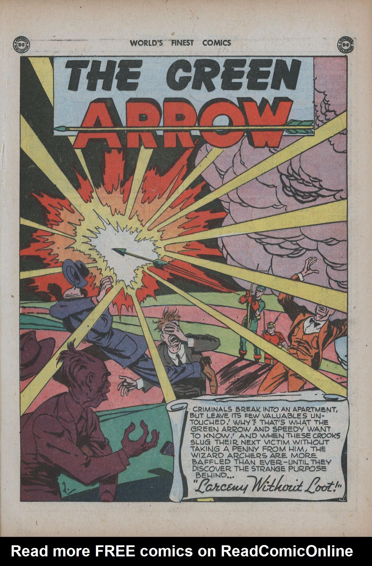 Read online World's Finest Comics comic -  Issue #20 - 17
