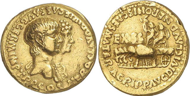 Donaciones y matrimonio en Derecho romano