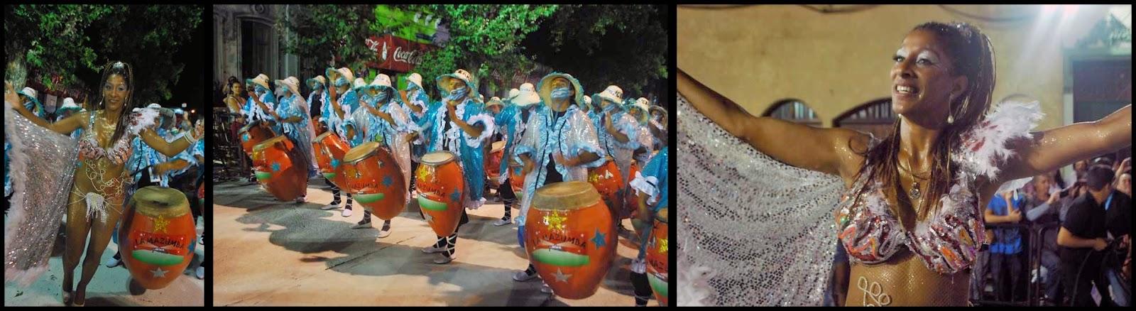 Desfile de Llamadas. La Mazamuba.