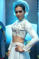 Catherine Tresa in Beautiful emroidery Crop Top Choli and Ghagra at Santosham awards 2017 curtain raiser press meet 02.08.2017 021.JPG