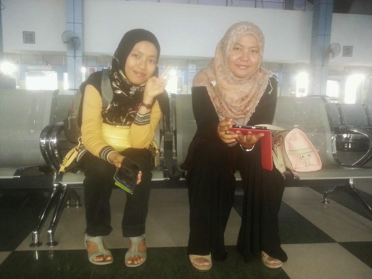 Cara ke Langkawi menaiki feri dari Jeti Kuala Perlis
