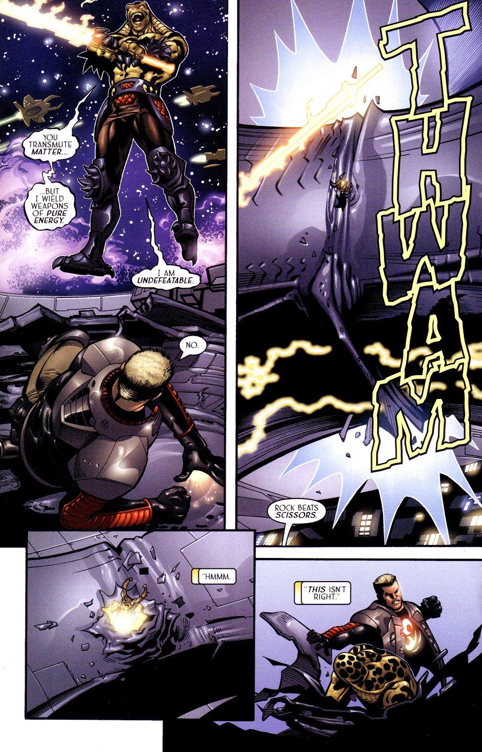 Read online Sigil (2000) comic -  Issue #16 - 16