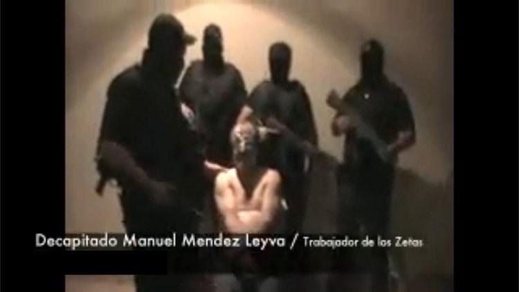 EL CASO DE MANUEL MÉNDEZ LEYVA: FUE EL PRIMER VIDEO DONDE DECAPITAN A UNA PERSONA Y UNO DE LOS MAS VIOLENTOS EN LA GUERRA DE CÁRTELES EN MÉXICO