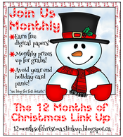 12 Months of Christmas Link-up