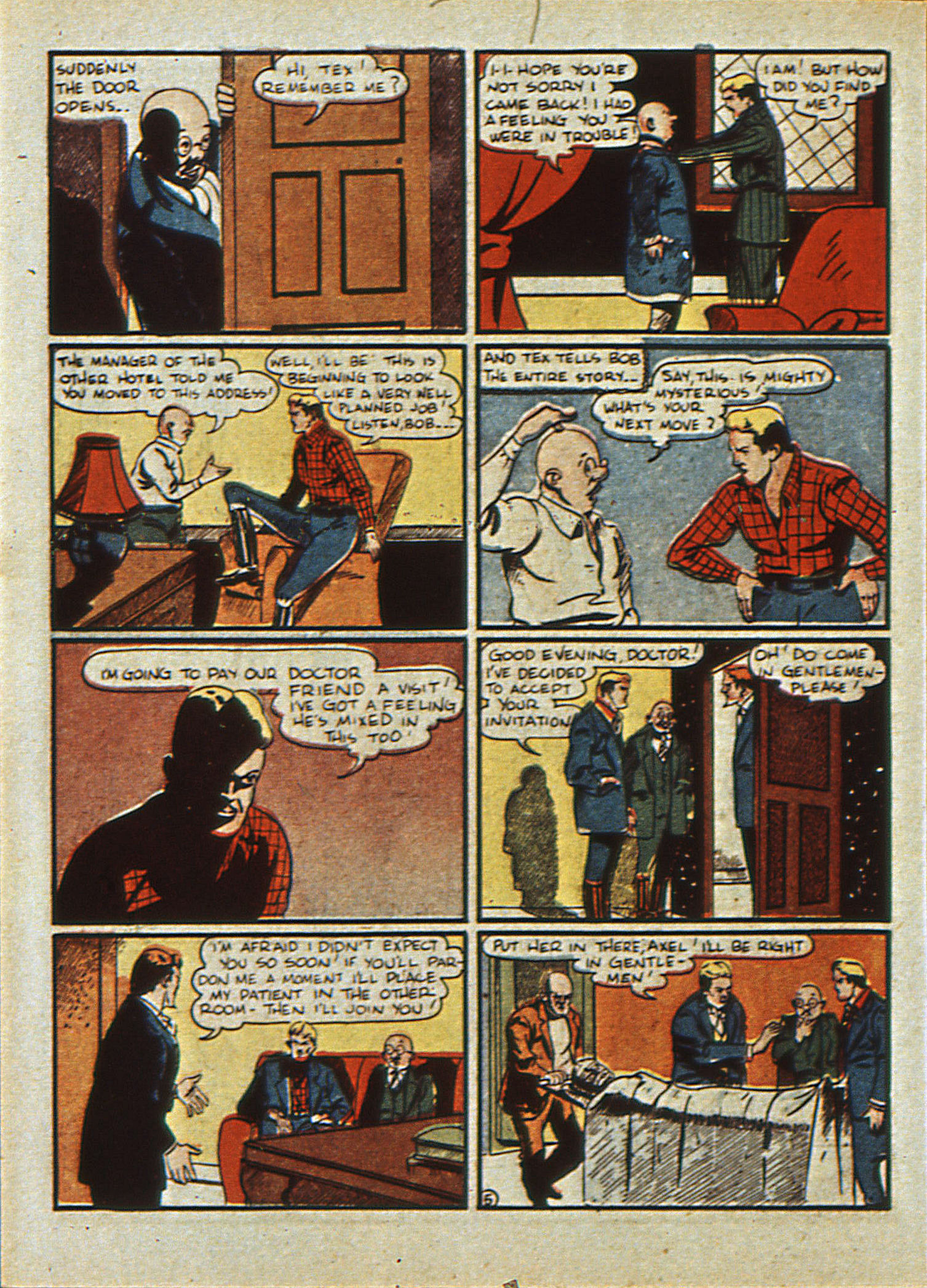 Action Comics (1938) 14 Page 40