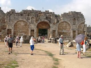 Peninggalan Kuno Perga
