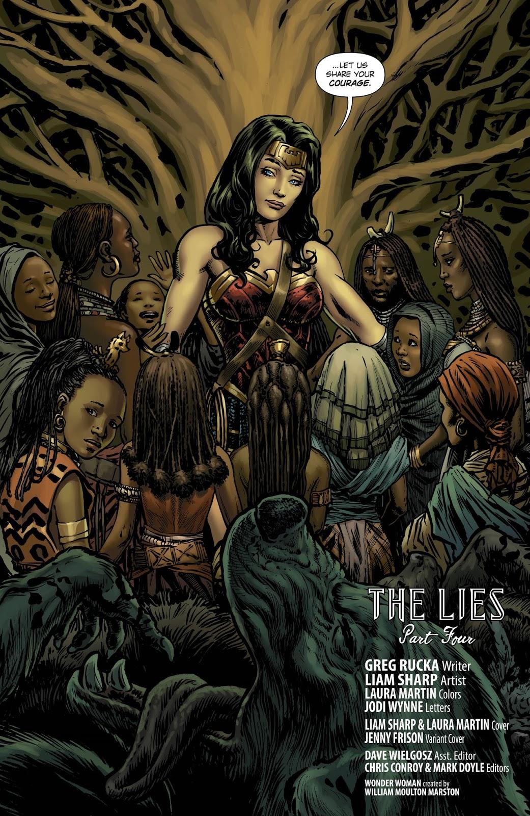 Wonder Woman Dc