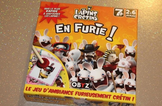 LAPINS CRÉTINS EN FURIE