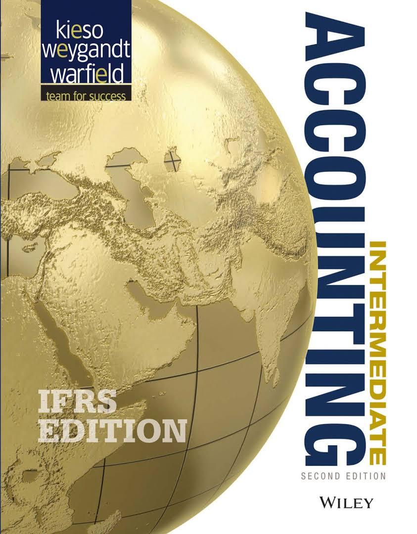 Catatan Ilmu Penaku Kunci Jawaban Intermadiate Accounting Kieso