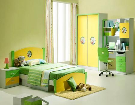 Desain Kamar Tidur Unik Untuk Anak - Desain Rumah ...