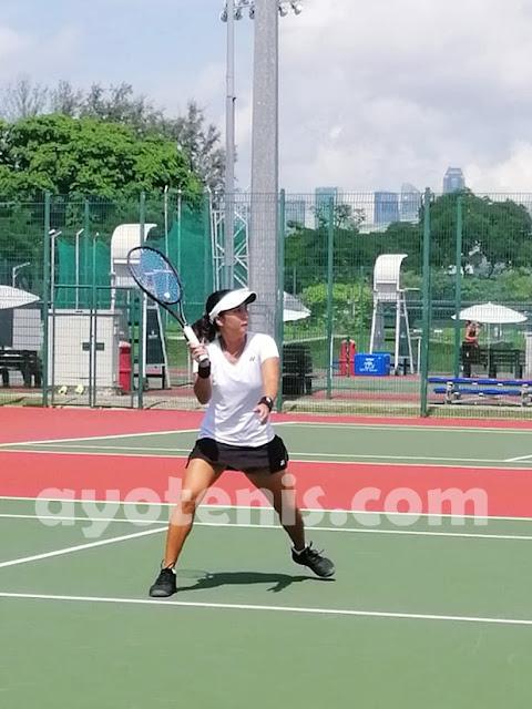 Bekuk Unggulan 3, Aldila Sutjiadi ke Perempat Final Turnamen ITF Singapura 25k