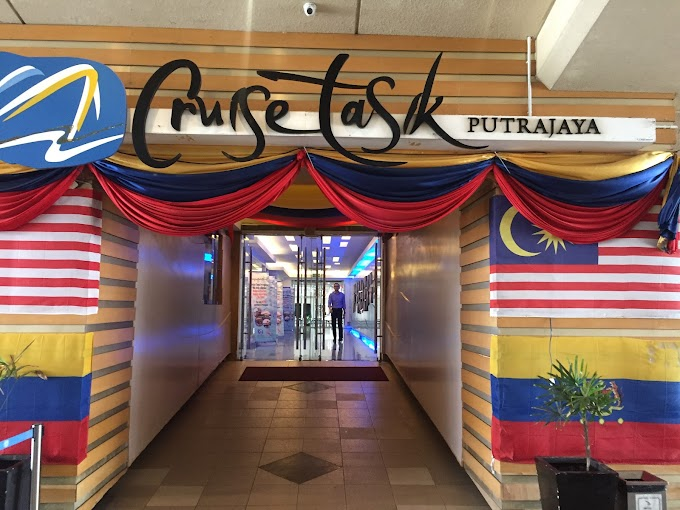 Jom Iftar Fi Sofina di Cruise Tasik Putrajaya