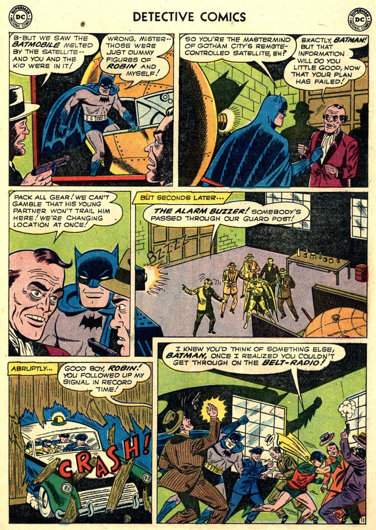 Detective Comics (1937) 266 Page 12