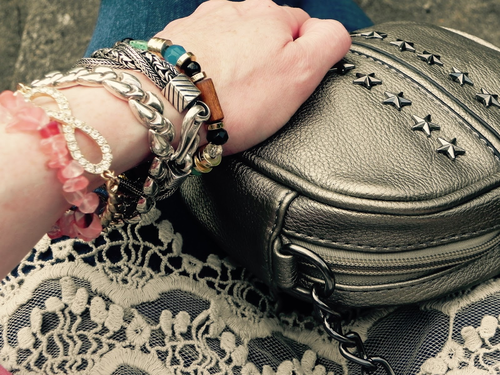 Layered Bracelets