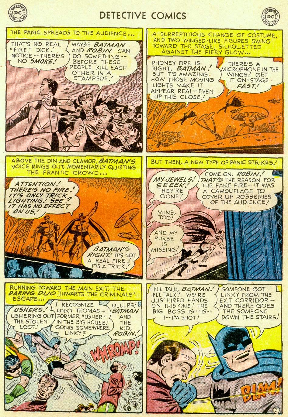 Read online Detective Comics (1937) comic -  Issue #184 - 5