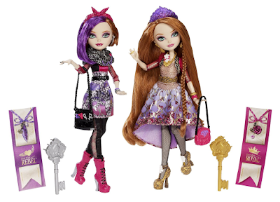 Ever After High Basic Poppy and Holly O'Hair Dolls 2014