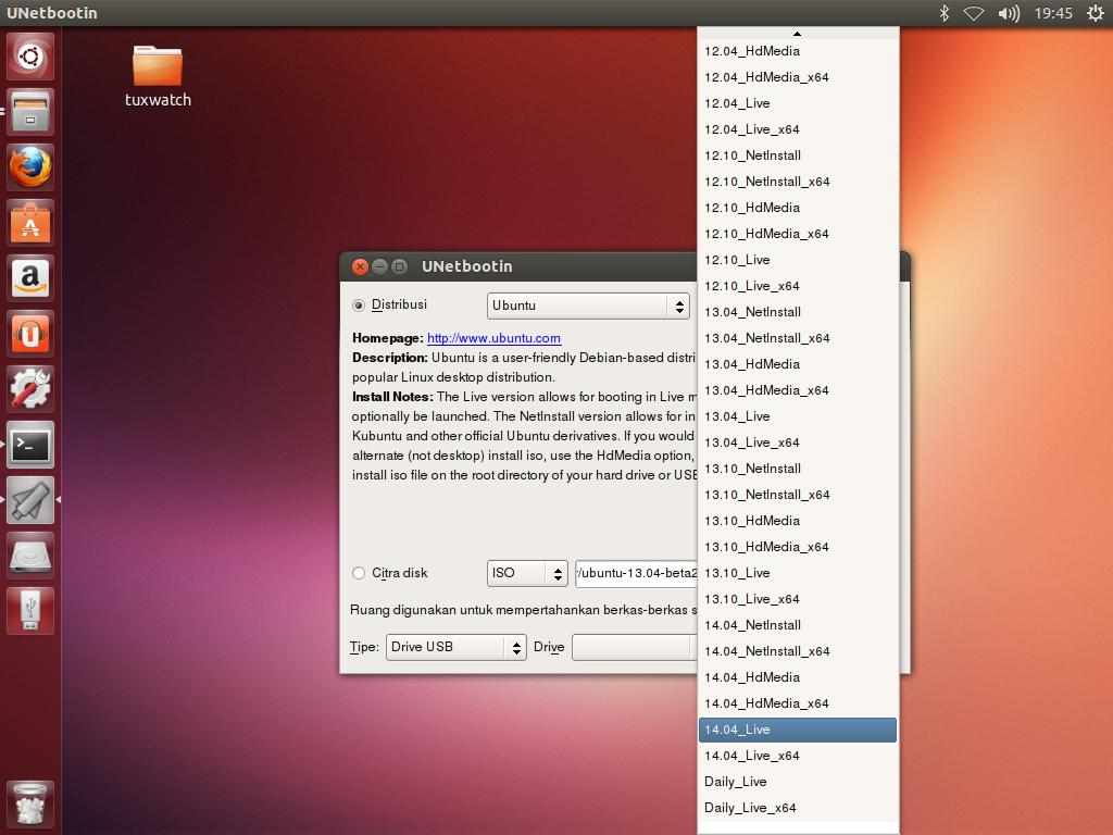 Install/Create Bootable Linux Mint, Ubuntu, Fedora, Debian