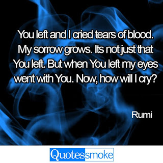 Rumi Sad Quote