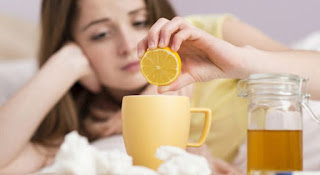 benefits of drinking lemon water in odia