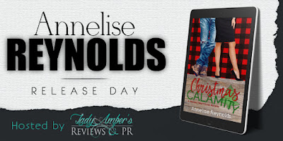 *Release Blitz* Christmas Calamity by Annelise Reynolds