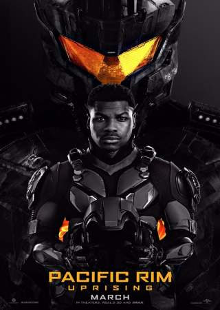 Poster Of Pacific Rim: Uprising 2018 Full Movie In Hindi Dubbed Download HD 100MB English Movie For Mobiles 3gp Mp4 HEVC Watch Online