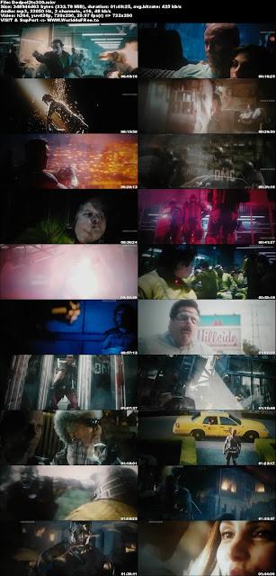 Deadpool 2 screenshot