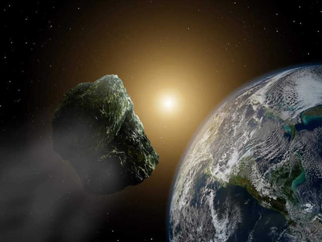 Asteroids Smacking Earth Twice as Often as Before