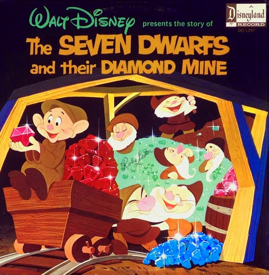 Seven Dwarfs and their Diamond Mine animatedfilmreviews.filminspector.com