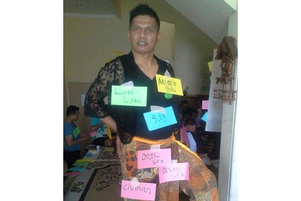 """Larang LGBT, Ahoker Hartoyo """"Ngamuk"""" Sebut UPI Munculkan Bibit Teroris"""