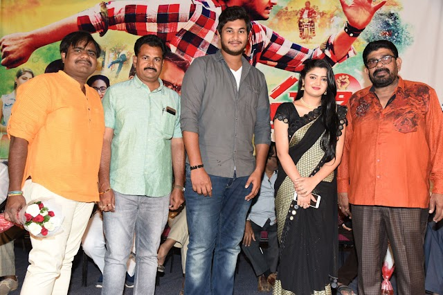 Prasnista Movie Teaser Launch Gallery