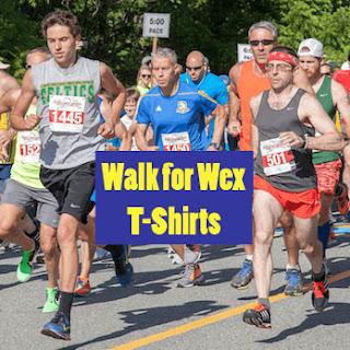 Walk fo Wex 2017 logo