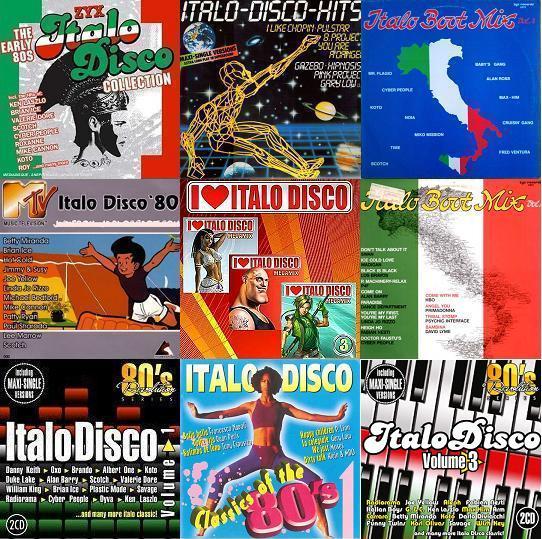 Italo disco zene