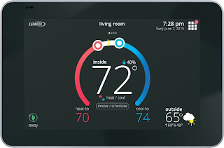 Smart Thermostat Photo
