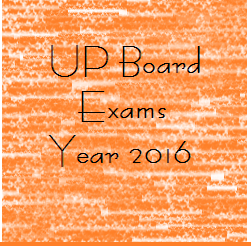 UP Board year Examination