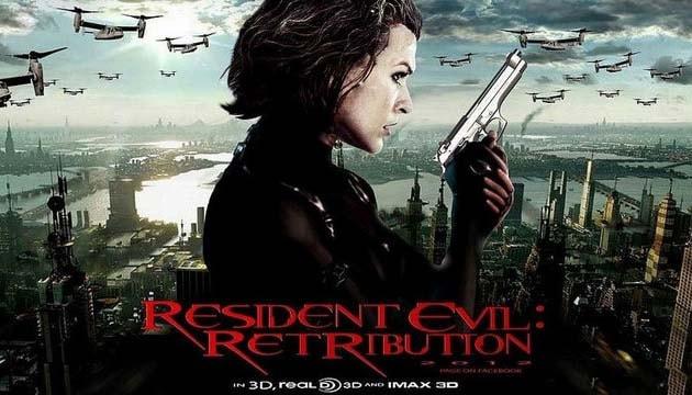 Film Resident Evil List Terbaik