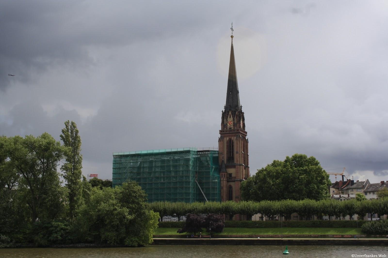 Post Frankfurt Sachsenhausen