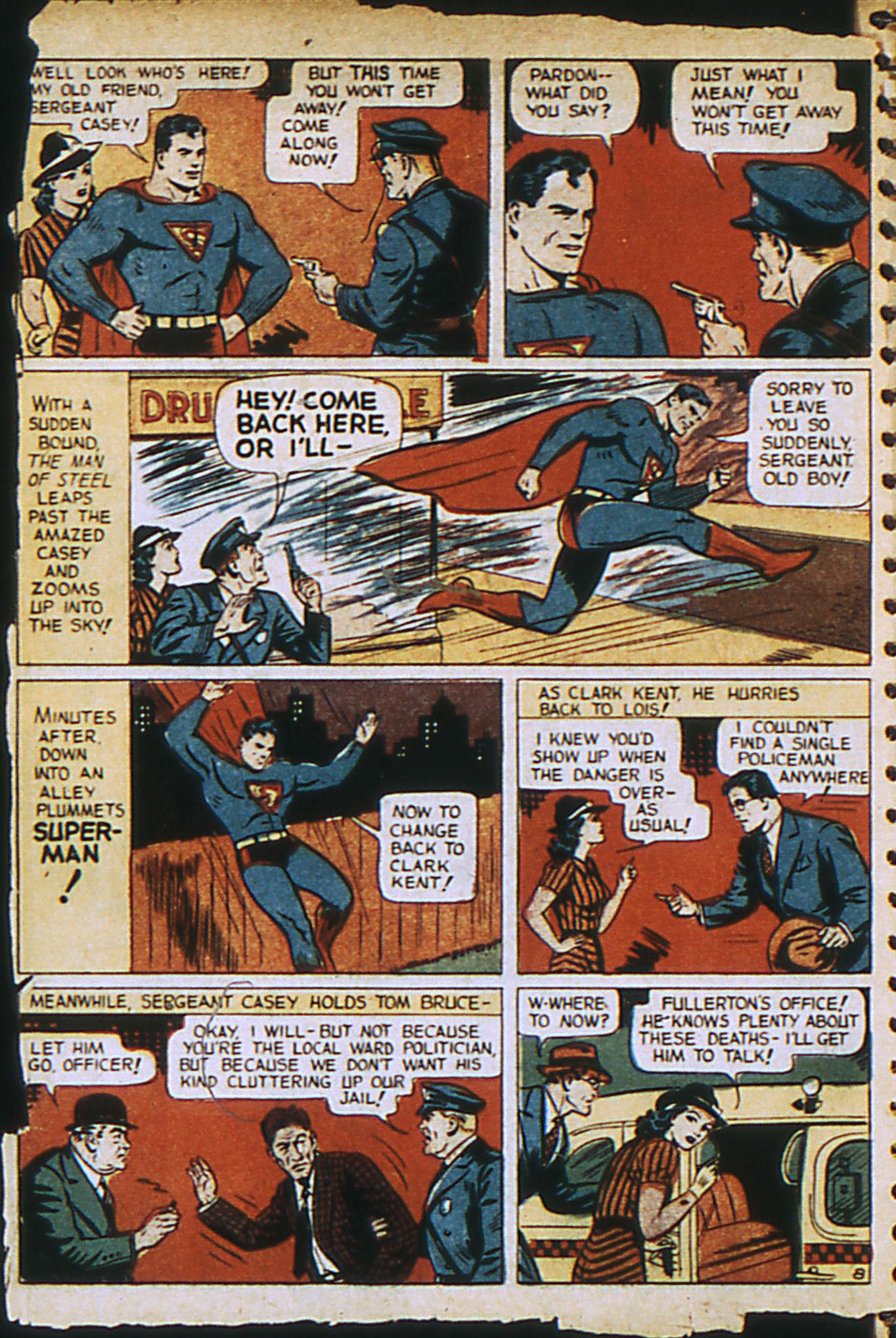 Action Comics (1938) 29 Page 10
