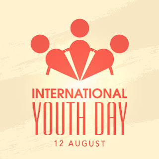 International Youth Day observed on August 12