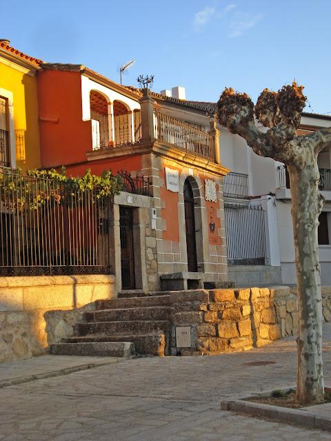Casa Museo Gabriel y Galán de Guijo de Granadilla