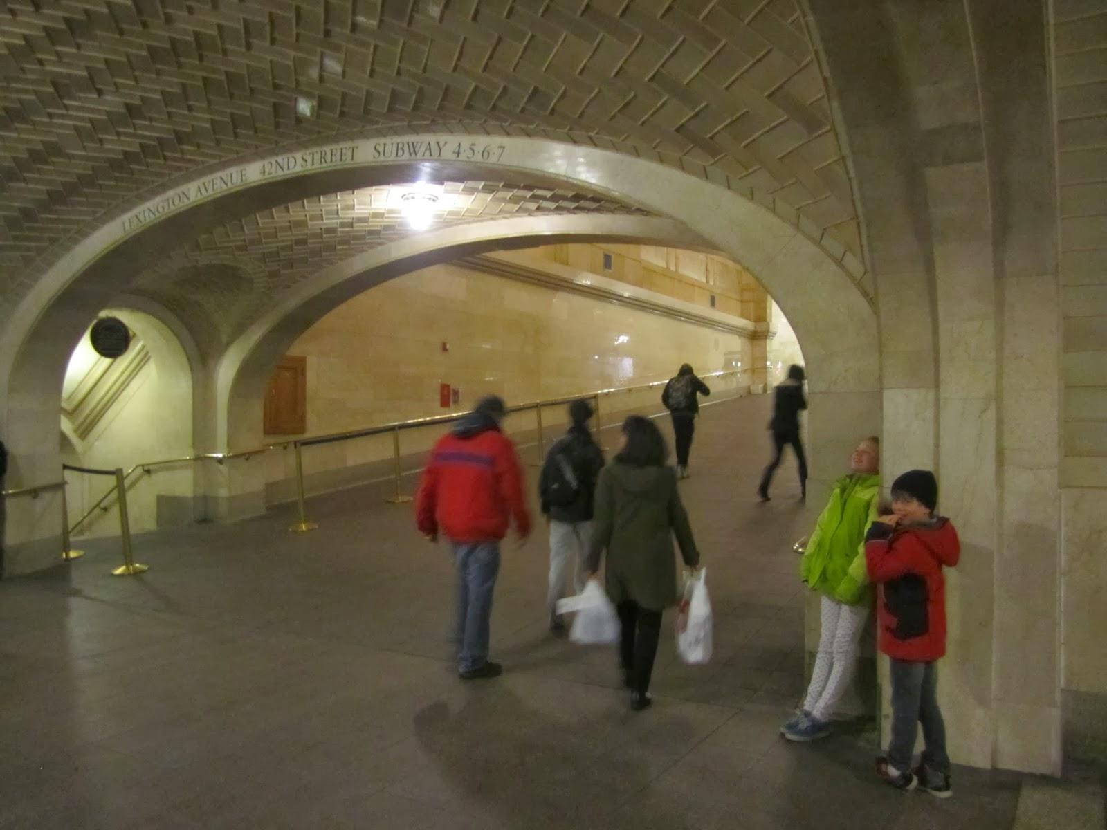 new york city, subway station, kids