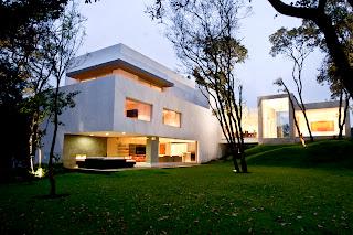 Casa de campo en México