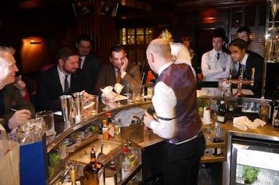 Những nội quy cơ bản trong các cuộc thi bartender