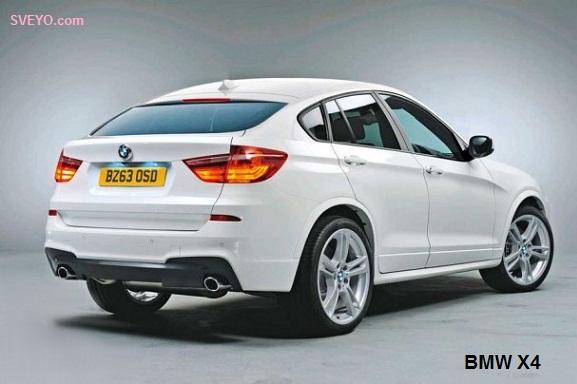 BMW X4 price info