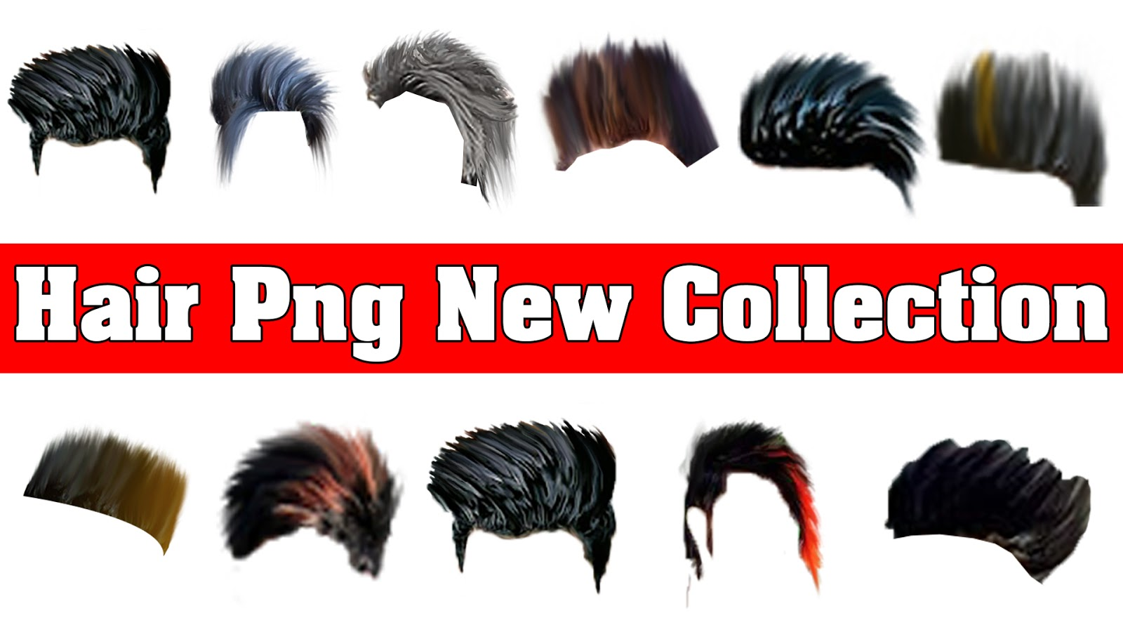 Hair Style Zone: CB Editing Hair Style Png For Picsart And Photoshop 2018