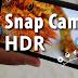 تطبيق Snap Camera HDR لتصوير اكثر من 10 صور في الثانية الواحدة و باقة من المميزات