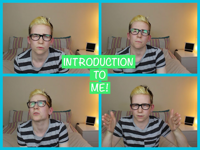 introduction to me youtube video collage fotor