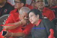 Megawati Resmikan Kantor DPD PDIP NTB